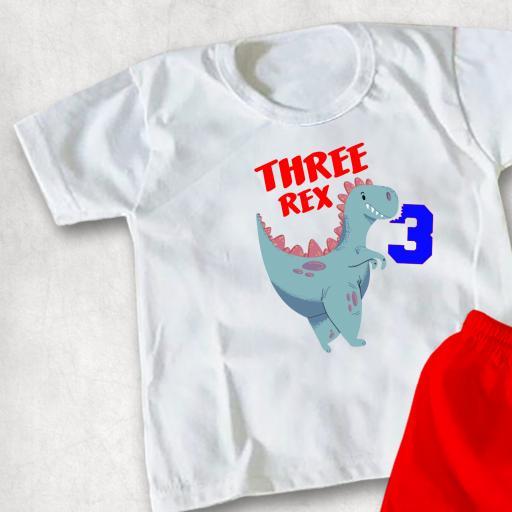 Three Rex Childs T-shirt or Hoodie