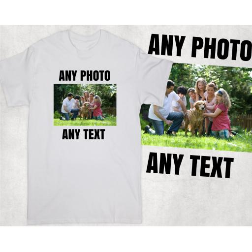 Design Your Own Adult T-shirt