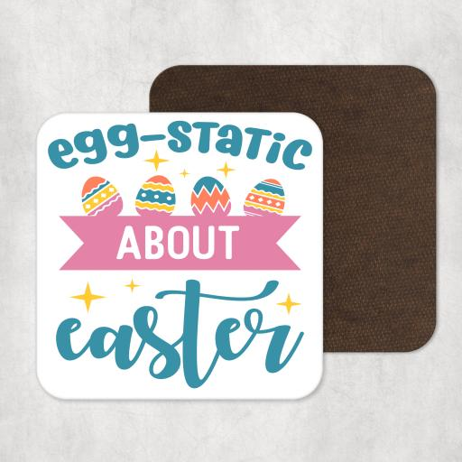 Egg static about Easter Coaster