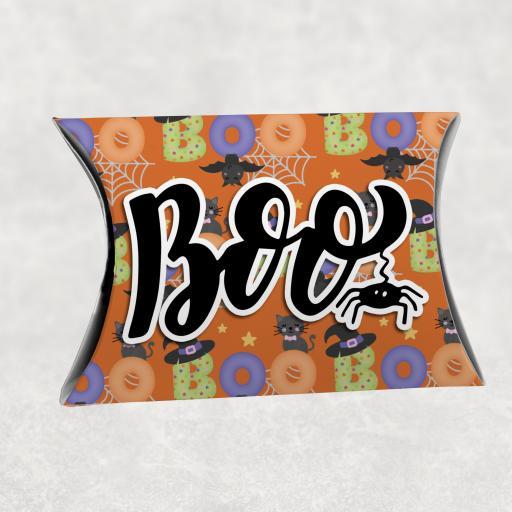 Boo Halloween Gift Box